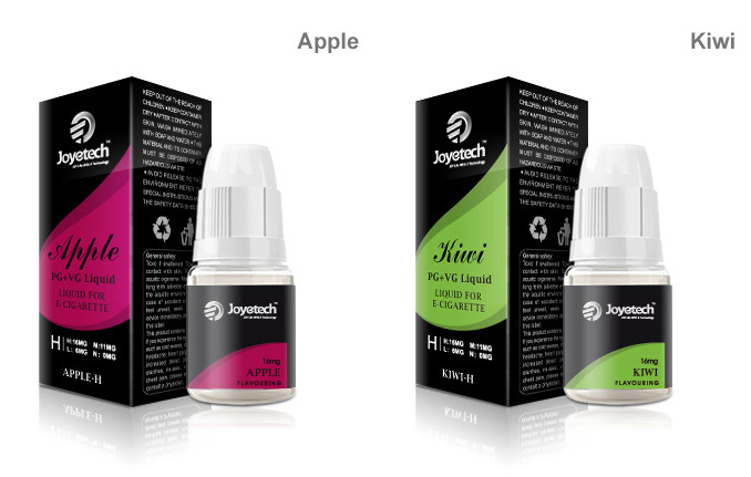 Liquid mit Apfel Geschmack Apple Aroma