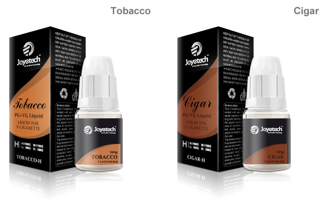 Liquids mit Nikotin